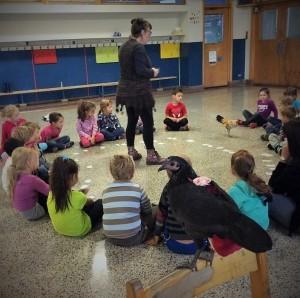 École St-Louis, octobre 2014